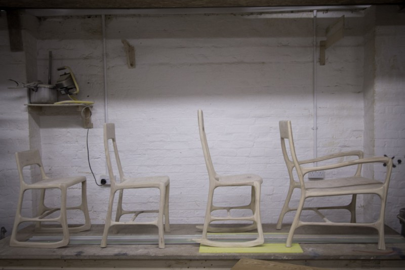 Jailmake Four Day Chairs